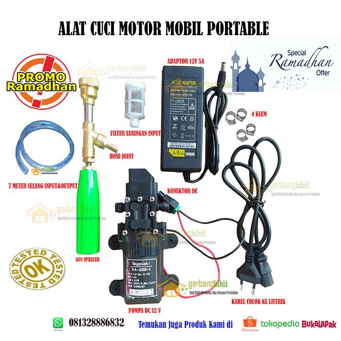Jual Alat Steam Motor Mobil Mini Portabel Di Purworejo Purotani Id